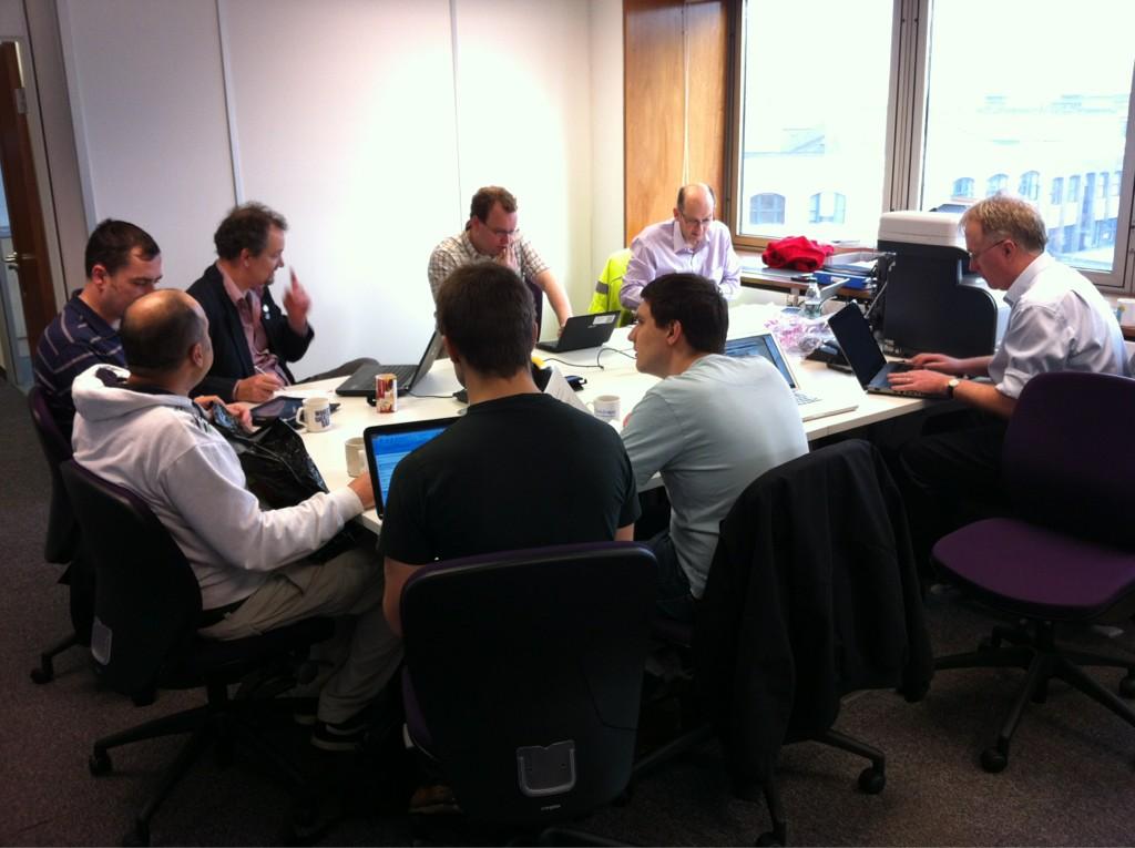 board meeting ogden interim executive